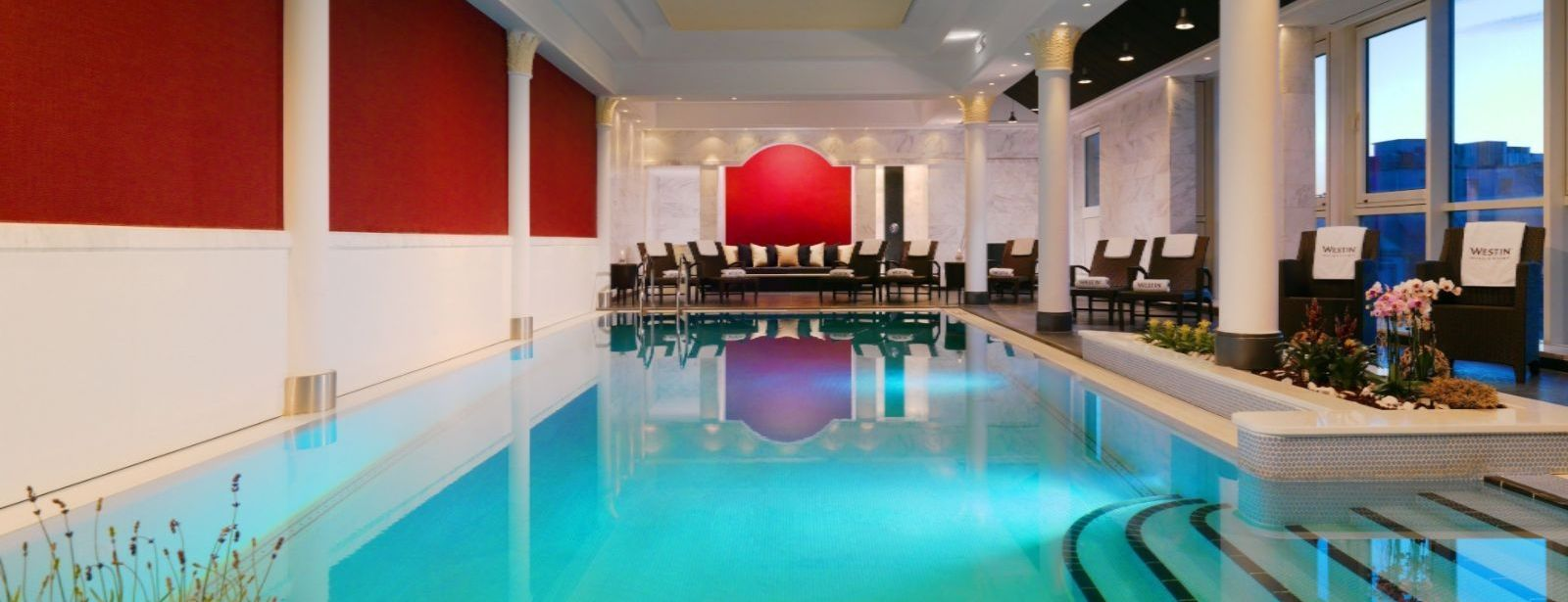 City Center Hotel Frankfurt: Westin Grand