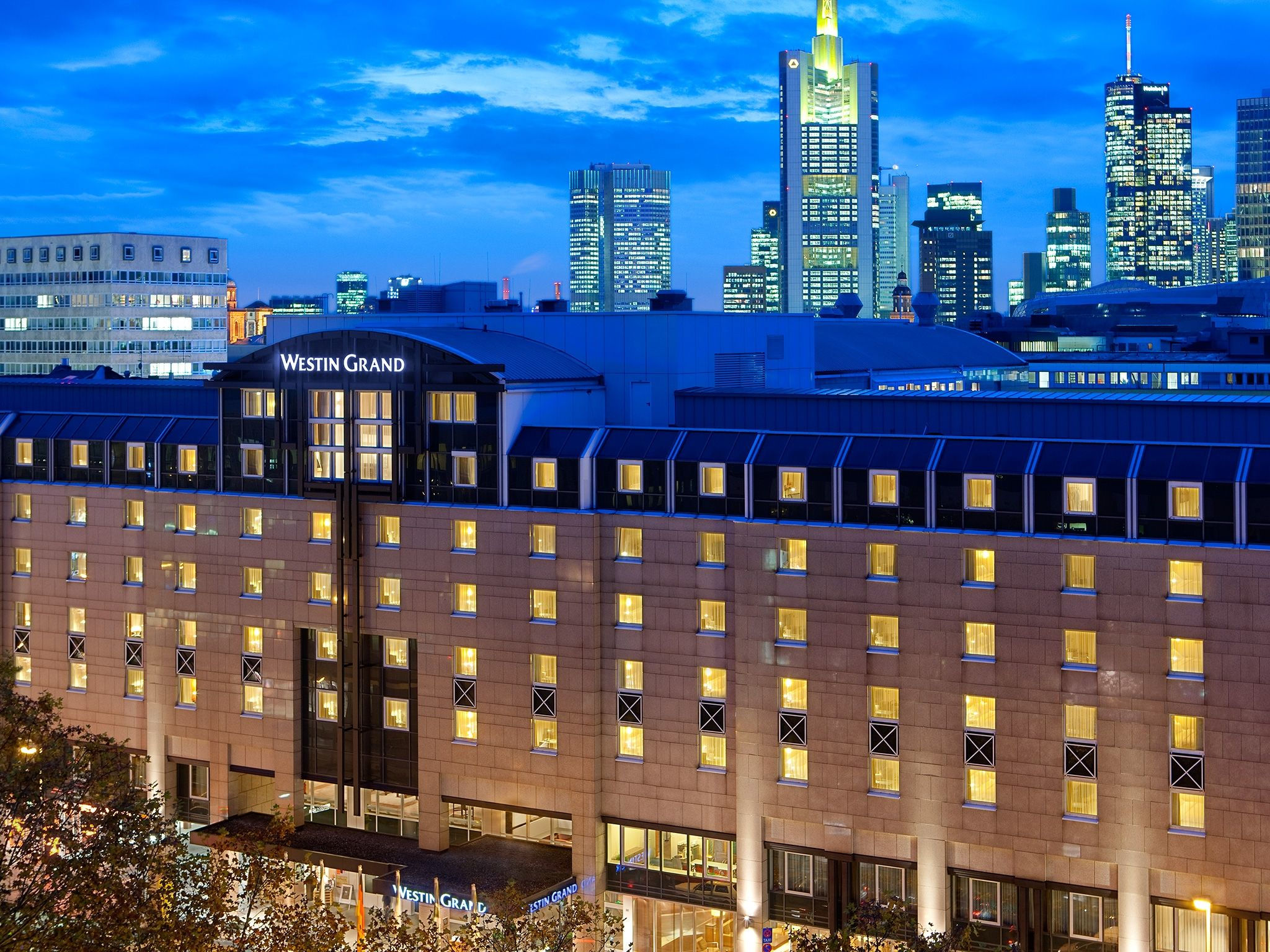 Hotel in Frankfurt: The Westin Grand Frankfurt