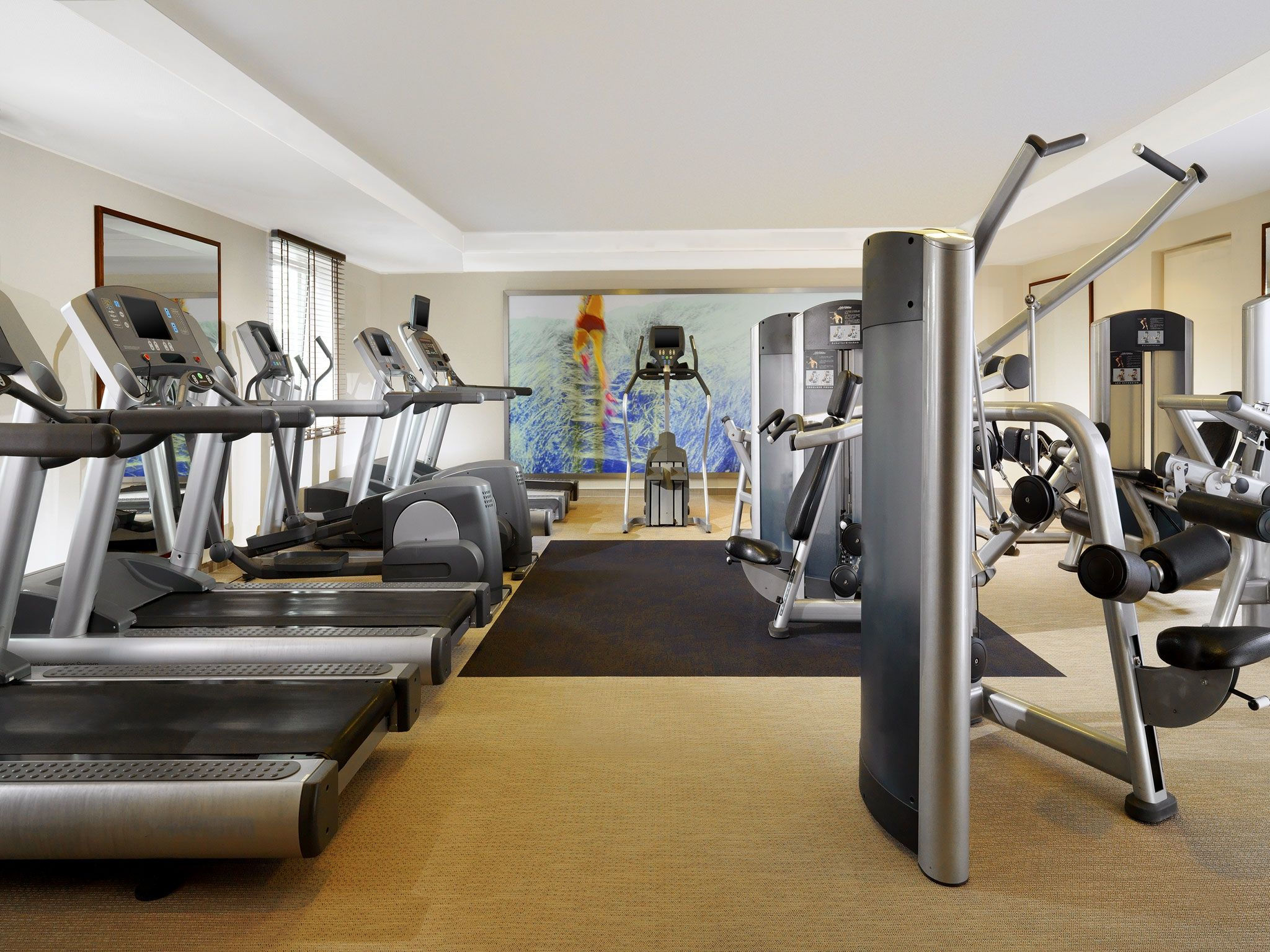 Fitness and Wellness Hotel Westin Frankfurt